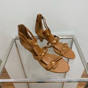 Franco Sarto Sandals with Low Heel